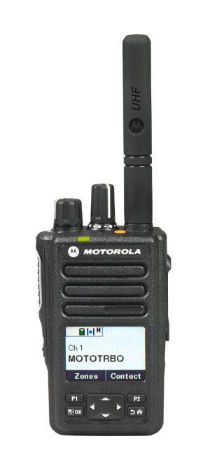 Портативная радиостанция Motorola DP3661E VHF TIA
