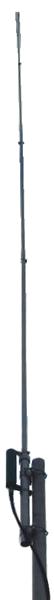 Антенна вертикальная Радиал V2 CB