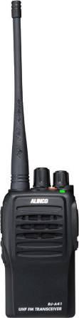 Портативная радиостанция ALINCO DJ-A41